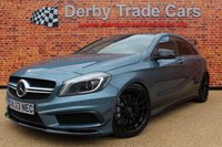 USED 2013 63 MERCEDES-BENZ A CLASS 2.0 A45 AMG 4MATIC 5d AUTO 360 BHP