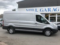 2018 FORD TRANSIT 2.0 350 L3 H2  TREND RWD 130 BHP EURO 6 WITH AIR-CON £18495.00