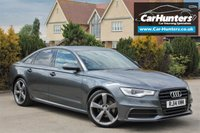 USED 2014 14 AUDI A6 2.0 TDI ULTRA BLACK EDITION 4d AUTO 188 BHP