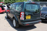 USED 2012 12 LAND ROVER DISCOVERY 3.0 4 SDV6 HSE 5d AUTO 255 BHP
