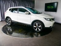 USED 2015 15 NISSAN QASHQAI 1.6 DCI N-TEC PLUS 5d 128 BHP £0 DEPOSIT FINANCE AVAILABLE, AIR CONDITIONING, AUTOMATIC HEADLIGHTS, AUX INPUT, BLUETOOTH CONNECTIVITY, CLIMATE CONTROL, CRUISE CONTROL, DAB RADIO, DAYTIME RUNNING LIGHTS, ELECTRONIC PARKING BRAKE, HILL START ASSIST, PANORAMIC ROOF, REVERSE CAMERAS, START/STOP SYSTEM, STEERING WHEEL CONTROLS, TOUCH SCREEN HEAD UNIT, TRIP COMPUTER