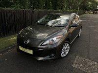 2013 MAZDA 3 1.6 TAMURA 5d AUTO 103 BHP £7988.00