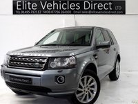 2014 LAND ROVER FREELANDER 2.2 TD4 SE TECH 5d 150 BHP £12991.00