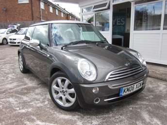 2006 MINI HATCH COOPER 1.6 COOPER PARK LANE 3d 114 BHP £SOLD