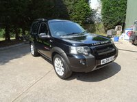USED 2004 04 LAND ROVER FREELANDER 2.0 TD4 PREMIUM SPORT HARD TOP 3d 110 BHP TO CLEAR TRADE ENQUIRIES SOME SERVICE HISTORY MOT TILL 08/19 1 KEY