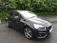 2014 BMW 2 SERIES 2.0 218D SPORT ACTIVE TOURER 5d AUTO 148 BHP £10990.00