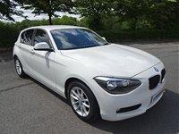 2011 BMW 1 SERIES 2.0 120D SE 5d 181 BHP £7290.00