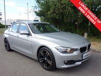 USED 2015 15 BMW 3 SERIES 2.0 320D EFFICIENTDYNAMICS BUSINESS 4d AUTO 161 BHP