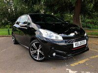 USED 2018 18 PEUGEOT 208 1.6 THP GTI PRESTIGE 3d 208 BHP JUST SERVICED & 2 YEARS MANUFACTURES WARRANTY