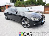 USED 2015 65 BMW 3 SERIES 3.0 335D XDRIVE M SPORT 4d AUTO 308 BHP 1 PRV OWNER + FULL SERVICE HISTORY
