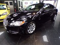 2010 JAGUAR XF 3.0 V6 LUXURY 4d 240 BHP £6799.00