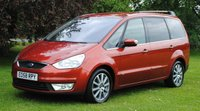 USED 2008 58 FORD GALAXY 2.0 GHIA TDCI 5d 143 BHP www.suffolkcarcentre.co.uk - Located at Reydon