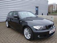 2011 BMW 1 SERIES 2.0 118D M SPORT 5d 141 BHP £4990.00