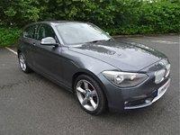 2012 BMW 1 SERIES 2.0 116D URBAN 3d 114 BHP £7490.00