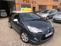 USED 2013 63 CITROEN DS3 1.6 DSTYLE 3d 120 BHP