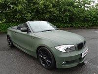 2012 BMW 1 SERIES 2.0 118D M SPORT 2d 141 BHP £7990.00