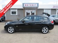 USED 2010 10 BMW X1 2.0 SDRIVE20D SE 5DR AUTOMATIC 175 BHP
