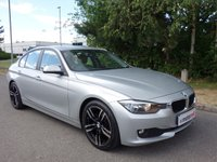 2014 BMW 3 SERIES 2.0 318D SE 4d 141 BHP £10290.00