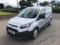 USED 2016 65 FORD TRANSIT CONNECT 1.6 210 P/V 1d 74 BHP