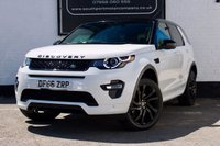 USED 2016 66 LAND ROVER DISCOVERY SPORT 2.0 TD4 HSE DYNAMIC LUX 5d AUTO 180 BHP