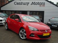 2015 VAUXHALL ASTRA 1.4 T 16V LIMITED EDITION 5d 140 - RARE TURBO CAR £6990.00