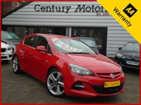 USED 2015 15 VAUXHALL ASTRA 1.4 T 16V LIMITED EDITION 5d 140 - RARE TURBO CAR