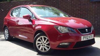 2012 SEAT IBIZA 1.4 SE 5d 85 BHP £5289.00