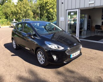 2018 FORD FIESTA 1.0 ZETEC ECOBOOST (100PS) NEW MODEL £9999.00