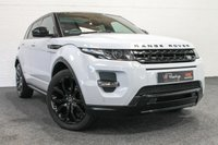 USED 2015 15 LAND ROVER RANGE ROVER EVOQUE 2.2 SD4 DYNAMIC 5d AUTO 190 BHP **BLACK DESIGN PACK/PAN ROOF**