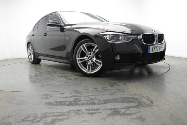 2017 17 BMW 3 SERIES 2.0 320D M SPORT 4d AUTO 188 BHP