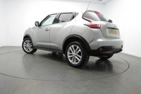 USED 2018 67 NISSAN JUKE 1.2 N-CONNECTA DIG-T 5d 115 BHP Leather/Suede Interior- AUX