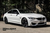 USED 2016 66 BMW M4 3.0 M4 2d AUTO 426 BHP STILL WITH FACTORY WARRANTY