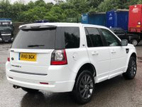 USED 2011 61 LAND ROVER FREELANDER 2.2 SD4 Sport LE 4X4 5dr HeatedSeats/SatNav/Cruise/AUX