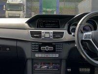 USED 2013 63 MERCEDES-BENZ E CLASS 3.0 E350 CDI BlueTEC AMG Sport 7G-Tronic Plus 5dr FSH/AMGPack/ParkAssist/SatNav