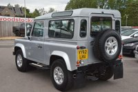USED 2012 62 LAND ROVER DEFENDER 2.2 TD DPF XS Station Wagon 3dr FULL LAND ROVER HISTORY
