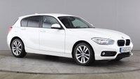2015 BMW 1 SERIES 1.5 116D SPORT 5d 114 BHP £8985.00