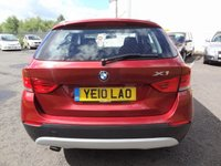 USED 2010 10 BMW X1 2.0 XDRIVE20D SE 5d 174 BHP 3 Months National Warranty - Full Service History - MOT May 2020