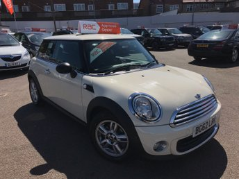 2012 MINI HATCH ONE 1.6 ONE 3d 98 BHP £6990.00