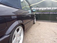 USED 1991 H BMW 3 SERIES 2.5 325I 2d 171 BHP CONVERTIBLE No Deposit Finance & Part Ex Available