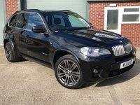 USED 2011 11 BMW X5 3.0 XDRIVE40D M SPORT 5d AUTO 302 BHP