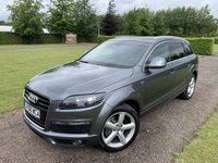2008 AUDI Q7 3.0 TDI QUATTRO S LINE 5d AUTO 240 BHP Documented FSH Air Ride Power Tailgate  £8749.00