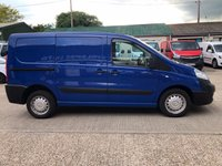 USED 2015 15 CITROEN DISPATCH 1.6 1000 L1H1 ENTERPRISE HDI 90 BHP