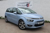 USED 2015 15 CITROEN C4 GRAND PICASSO 1.6 BLUEHDI SELECTION 5d 118 BHP