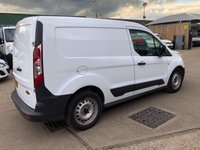 USED 2014 64 FORD TRANSIT CONNECT 1.6 200 L1 SWB 75 BHP AIR CON