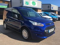 USED 2016 16 FORD TRANSIT CONNECT 1.6 200 TREND L1 94 BHP 3 SEATS, DAB RADIO, BLUETOOTH, 6 MONTHS WARRANTY & FINANCE ARRANGED. 6 months Premium Autoguard warranty, 2 service's - 1 Main Agent Stamp @ 15,755 on 02/5/2018 & a Full Service carried out on 28.06.2019 @ 22,445 Miles, 3 seats, heated front windscreen, 1 owner, Electric Windows, Power Steering, Bluetooth, DAB Radio, Remote Central Locking, Side Load Door, ABS, Height Adjustable Seat, Adjustable Steering Column, Air Bag, CD Player, Radio, ply lined, spare key, full bulk head & finance arranged