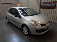 2009 RENAULT CLIO 1.1 EXTREME 16V 3d 75 BHP £2295.00
