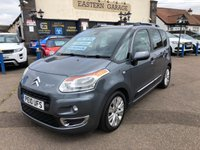 2010 CITROEN C3 PICASSO 1.6 PICASSO EXCLUSIVE HDI 5d 90 BHP £SOLD