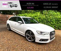 USED 2013 62 AUDI A6 4.0 S6 AVANT TFSI QUATTRO 5d AUTO 552 BHP RS6  FULL MEMORY LEATHER BOSE SOUND FULL SERVICE HISTORY COLOUR SAT NAV