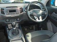 USED 2012 W KIA SPORTAGE 1.7 CRDI 2 5d 114 BHP