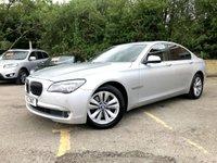 2010 BMW 7 SERIES 3.0 730D SE 4d AUTO SAT NAV, FULL HEATED LEATHER, STUNNING DRIVE £7990.00